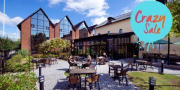 Crazy Sale hos Nordic Choice Hotels
