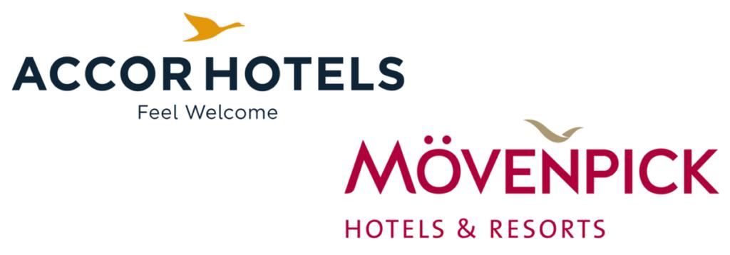 Mövenpick + AccorHotels logo