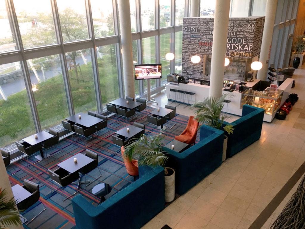 Scandic Stavanger Airport Lobby Bar