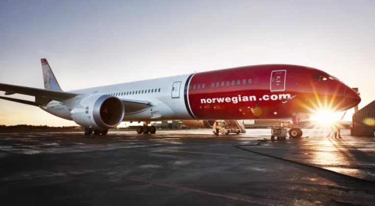 Norwegian Dreamliner