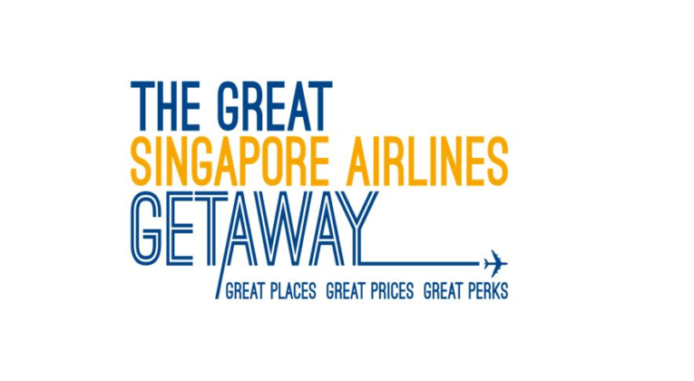 The Great Singapore Airlines Getaway