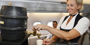 Oktoberfest hos Lufthansa