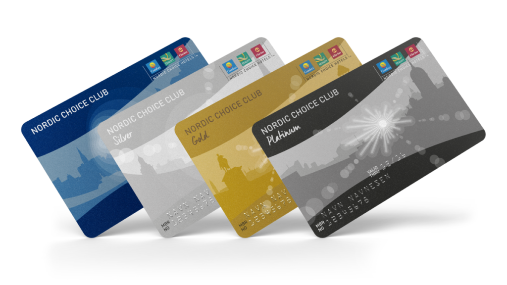 Nordic Choice Club Mastercard