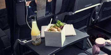 Forhåndsbestilling av mat hos SAS