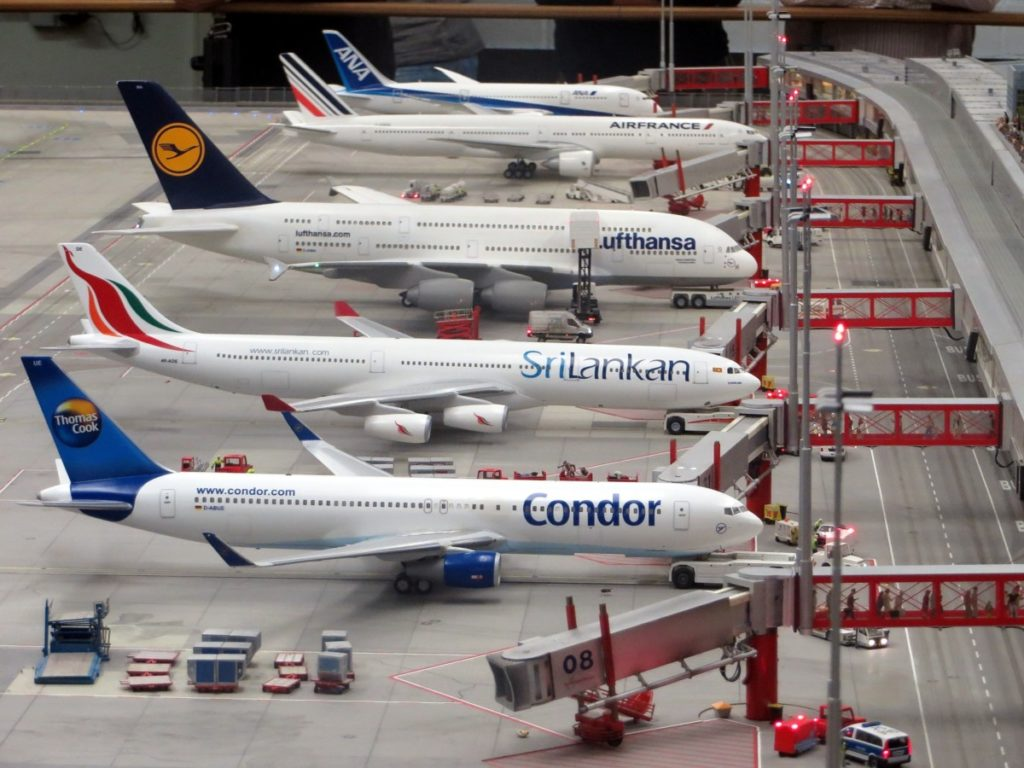 Flyselskaper