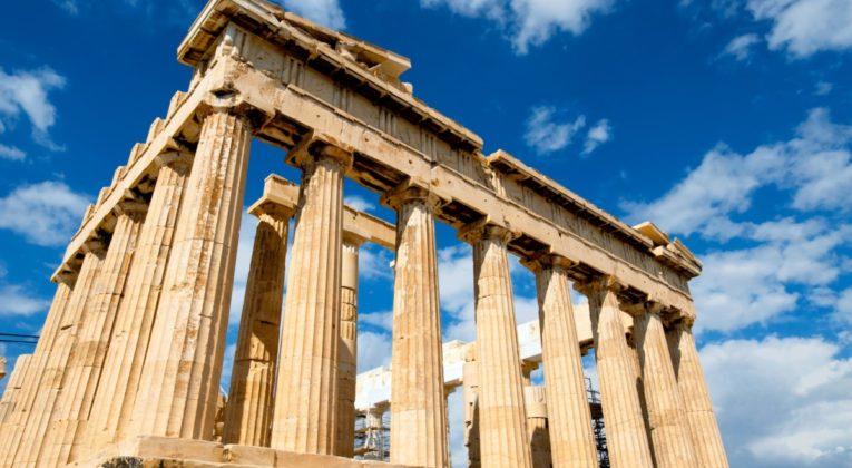Parthenon i Athen
