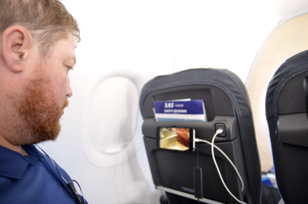AIRMATE Mobile i bruk