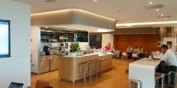 Lufthansa Business Lounge Malpensa