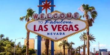 Las Vegas-skilt