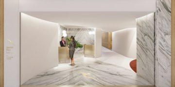Qantas nye First Class-lounge i Singapore