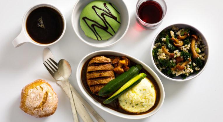 Nå kan du oppgradere måltidet i SAS Go