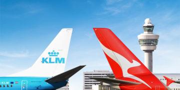 Qantas og KLM