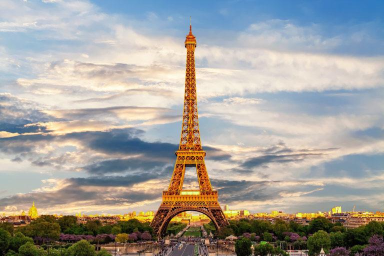 Paris Eiffeltårnet