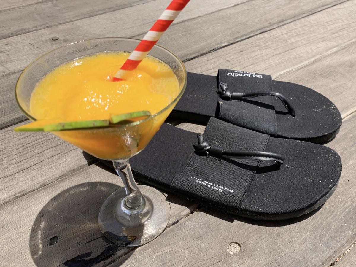 Happy hour cocktails