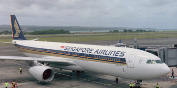 Singapore Airlines Airbus A330