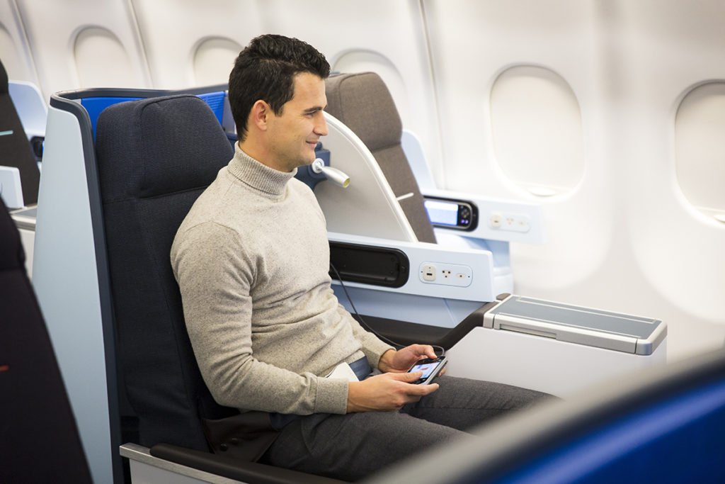 KLM Airbus A330 World Business Class