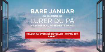 Radisson Hotel Group januarsalg