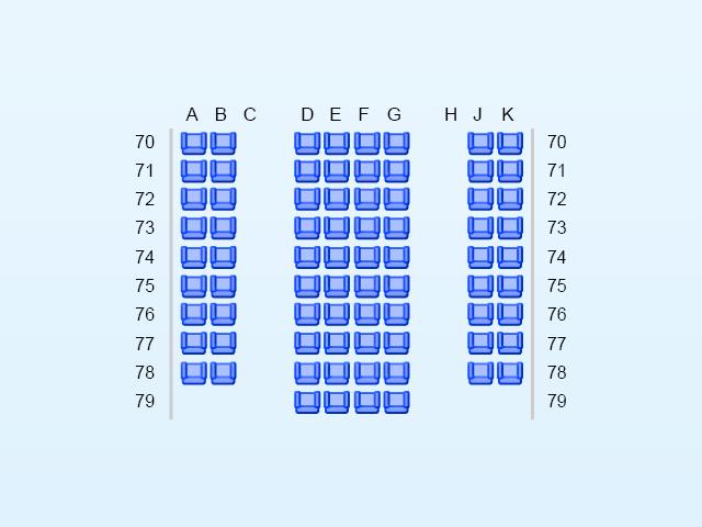 China Southern Airbus A380 setekart