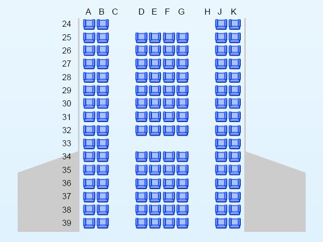 Emirates Airbus A380 setekart