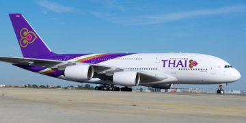 Thai Airways Airbus A380