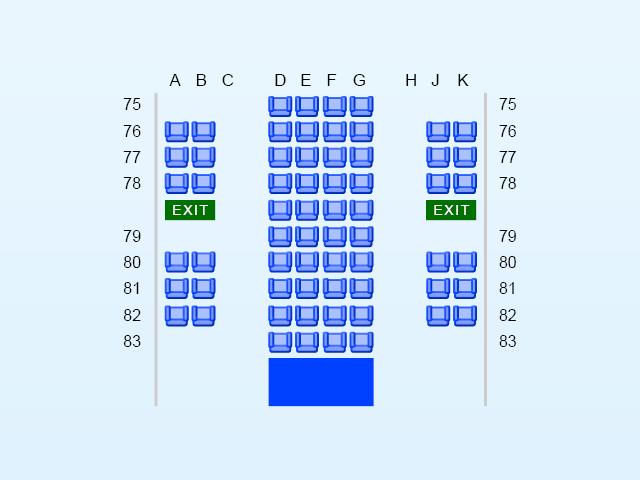 Thai Airways Airbus A380 setekart