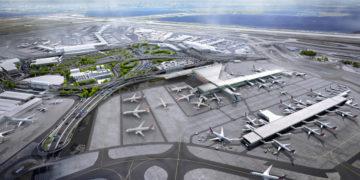 New York JFK Terminal 8