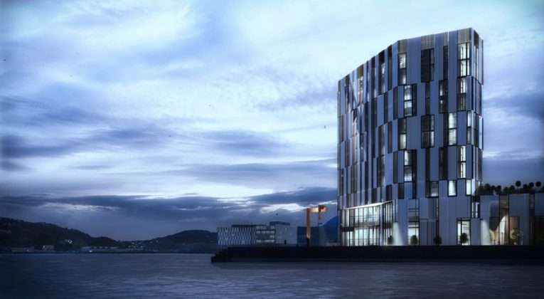 Quality Hotel kommer til Harstad