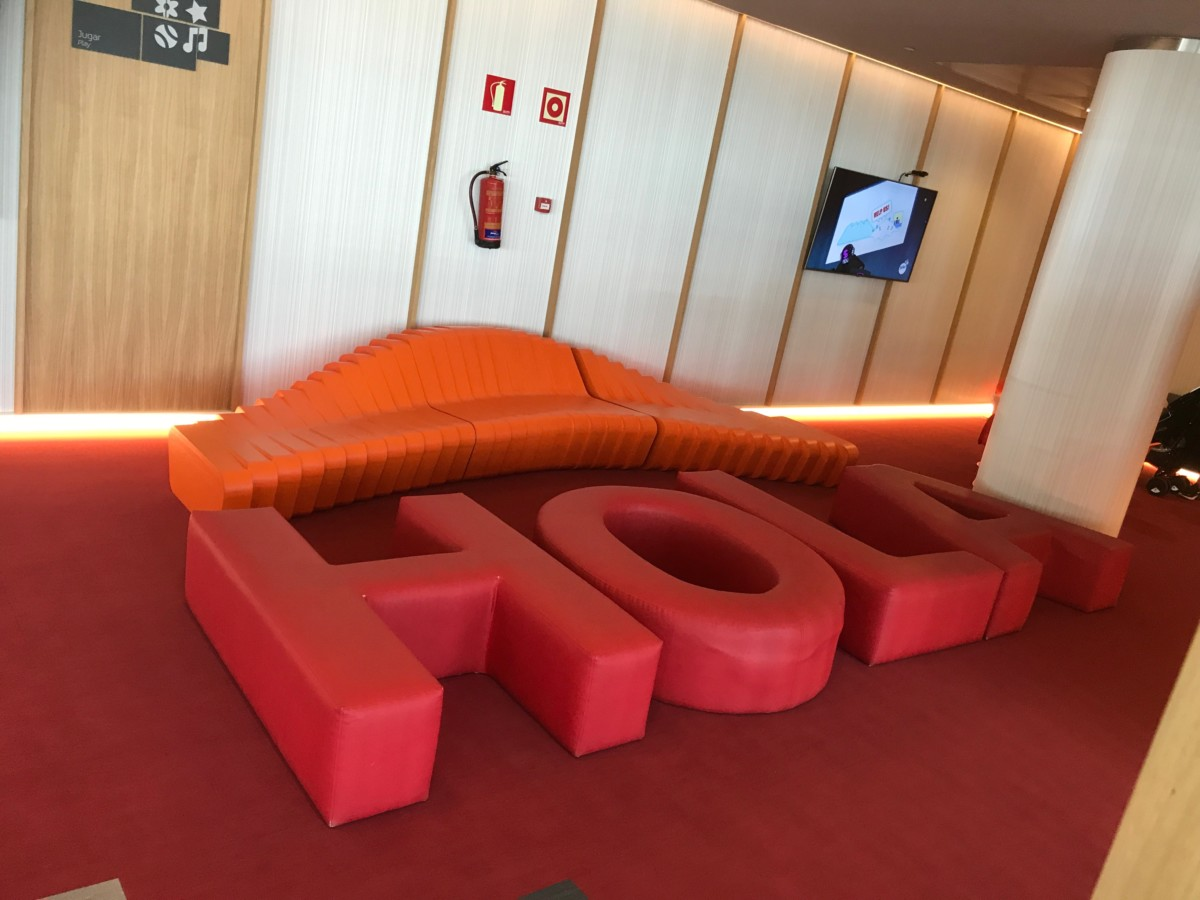 AENA Lounge BCN