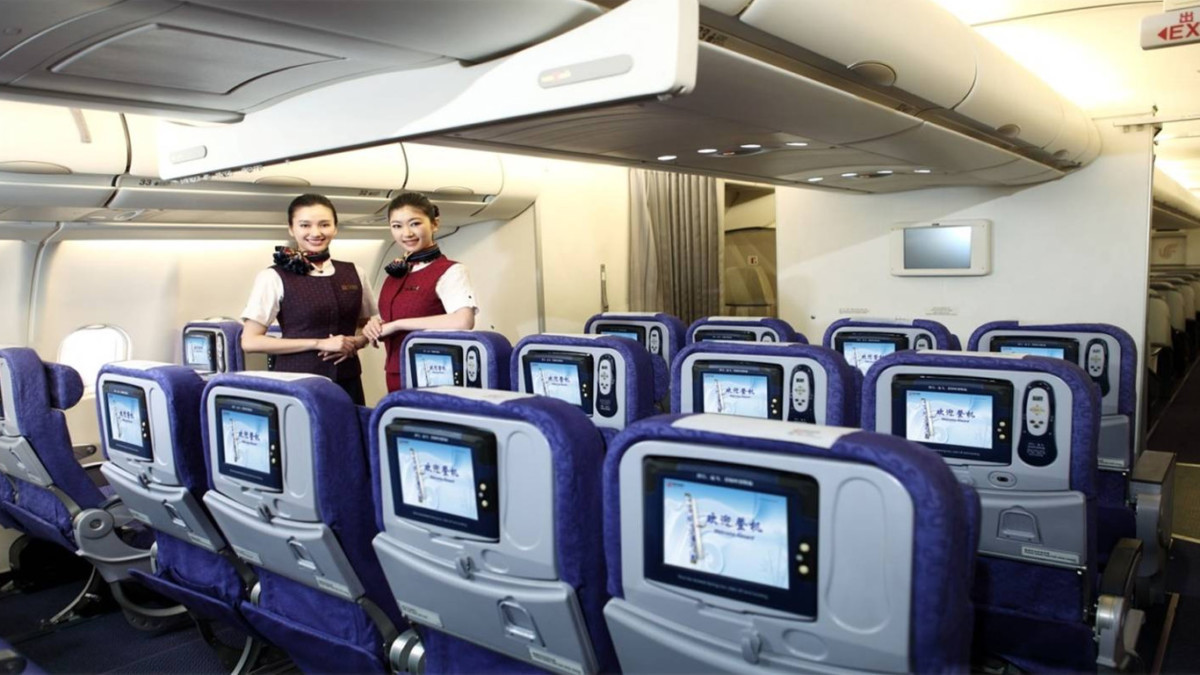 Air China Premium Economy