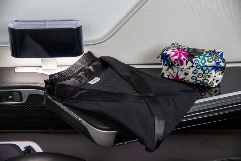 British Airways First Class Nattøy