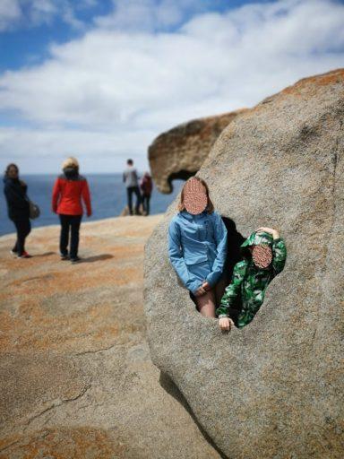 Rockpool beach