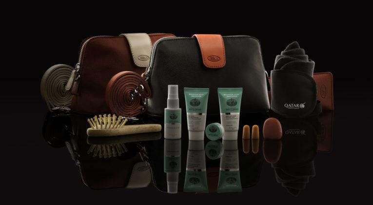 Qatar Airways BRIC's amenity kit for kvinner