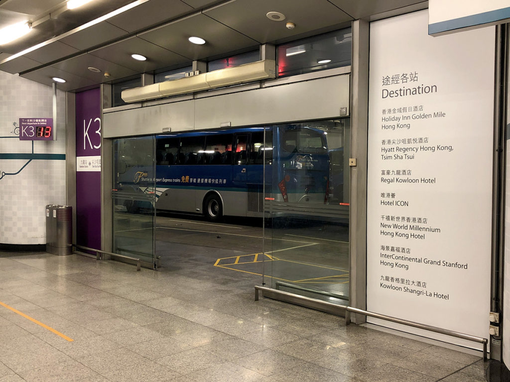 Shuttlebuss K3
