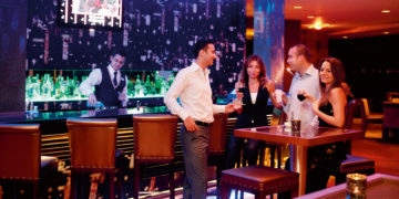 Mövenpick Hotels and Resorts bar