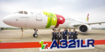 TAP Air Portugal Airbus A321LR