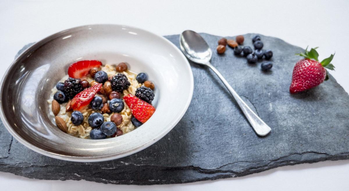 Scandic med vegansk mat på frokostmenyen