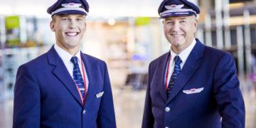 Norwegian piloter