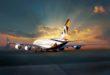 Etihad Airbus A380 stopover