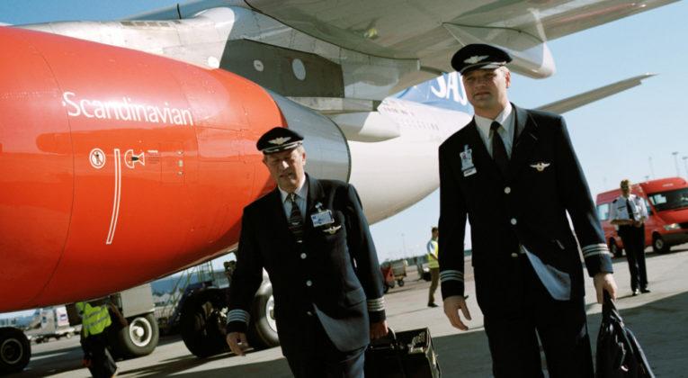 SAS-piloter tilbake på jobb etter streik