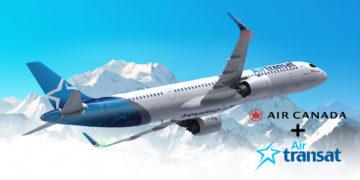 Air Canada vil kjøpe Air Transat