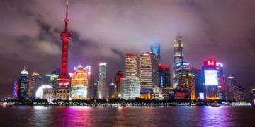 Shanghai, Kina, Asia