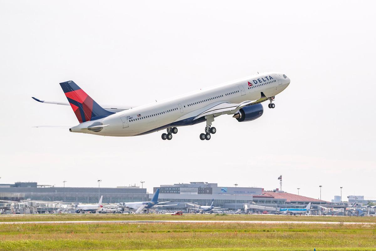 Delta Air Lines Airbus A330-900