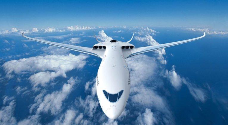 Airbus E-thrust concept
