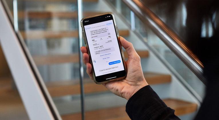 Lufthansagruppen tilbyr kundeservice-chatboter