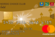 Nordic Choice Club Gold MasterCard