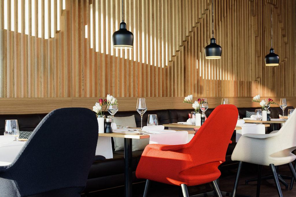 SWISS First Class Lounge Zurich E