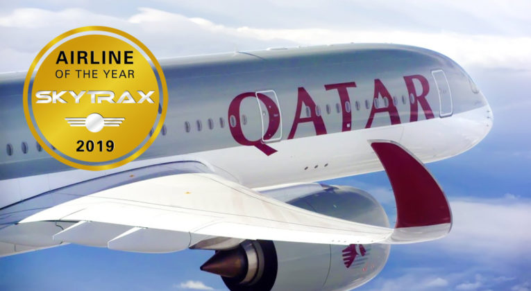 Airlines of the year Qatar Airways