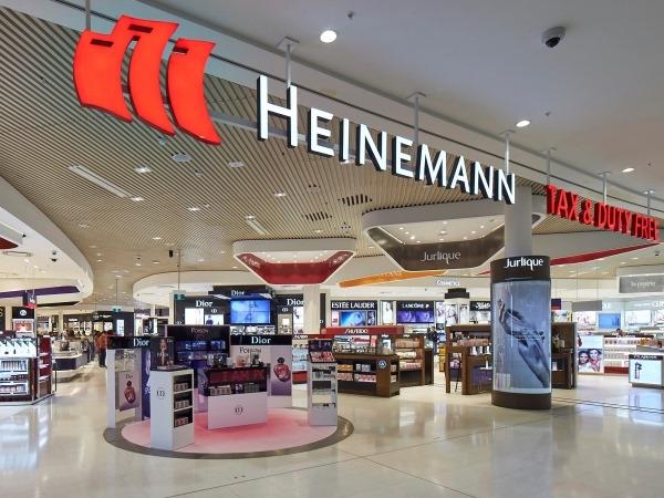 tax-free-salg på flyplassen