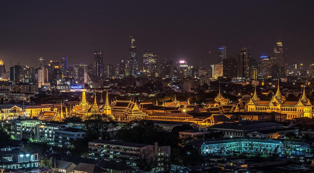 Bangkok Thailand Grand Palace