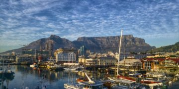 Cape Town Waterfront Table Mountain